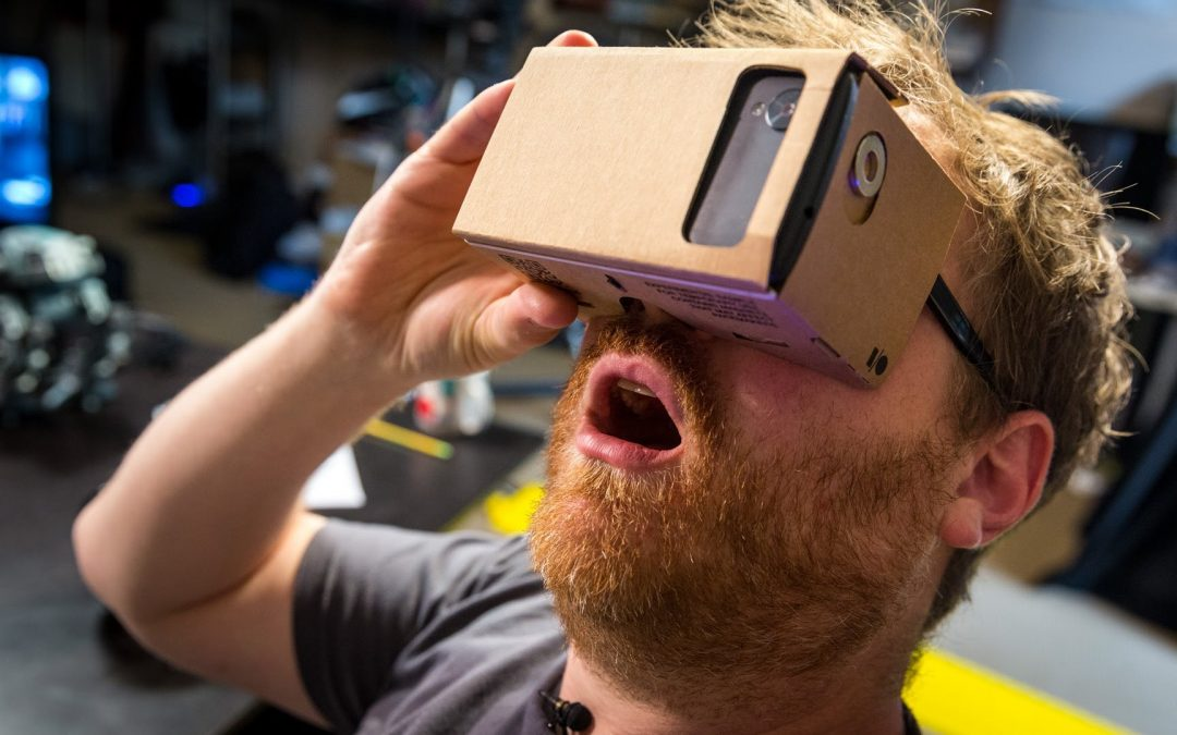 Google gaat Internationaal met VR viewers